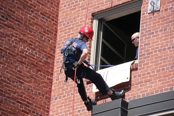 Newton Fire Training 7/4/17