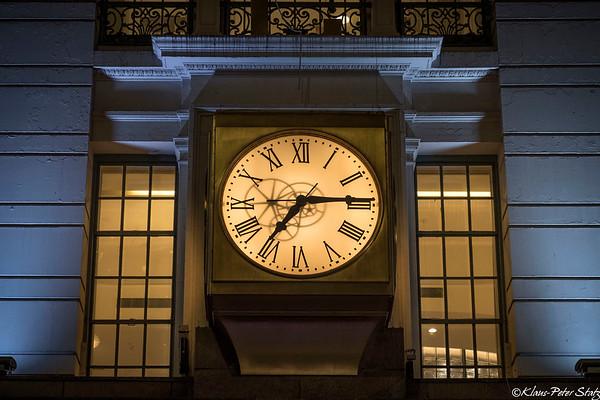 Public Clocks