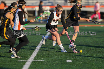 Girls JV Lacrosse vs Langley 4/5/16
