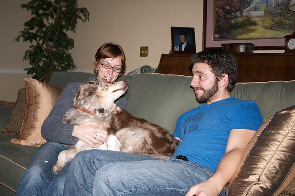 2006-11-22 - Arrival In Aiken
