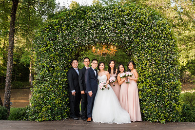 After Ceremony Group Portraits