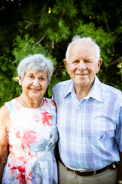 2014-07-08-John Harris 90th Family Photos Ojai