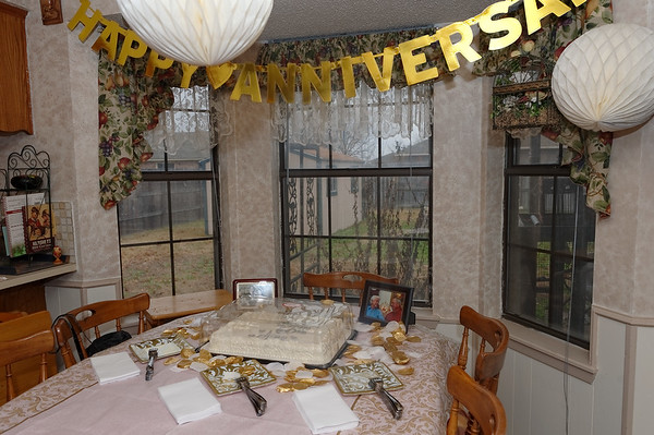 Frank and Sue's 60th - 14 December 2014