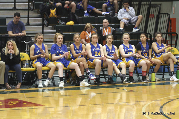 2018 3A/4A Senior Girls All-Star Game 4-14-2018