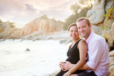 2014 | Kristen & Joss - almost 4 months pregnant