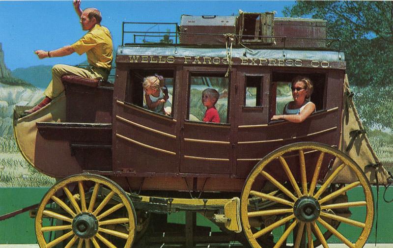 Prop Plaza Wagon Family