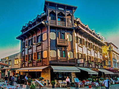 Turkey - Istanbul, Sinop, 2012