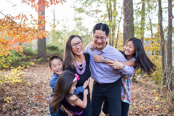 The Limkakeng Family | 2018