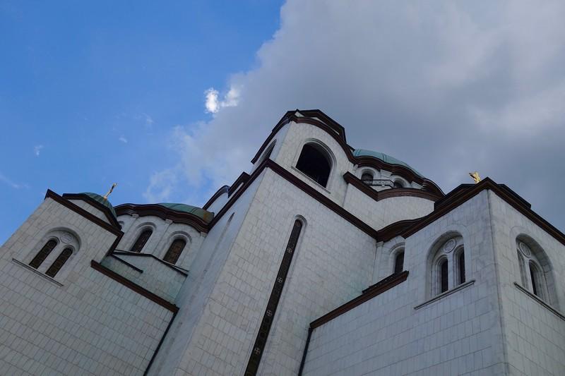 at Sveti Sava