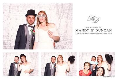 Mandy + Duncan
