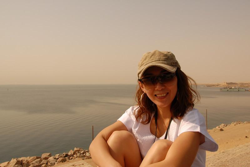 [20101005] Day 6 - Aswan Dam (16).JPG