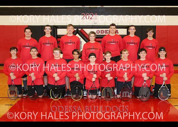2021 OHS Boys Tennis