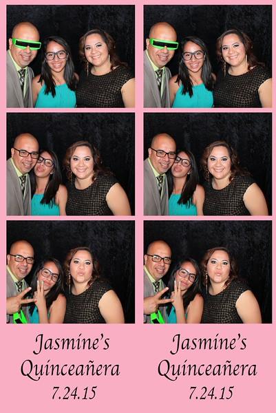 Jasmine's Quinceañera