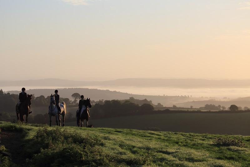 Dawn Riders of Devon