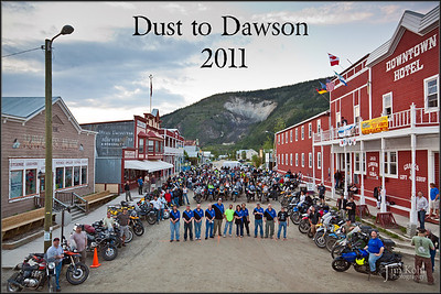 2011 Dust to Dawson Official Group Photos