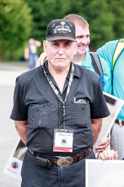 Veteran = Lafary, Richard