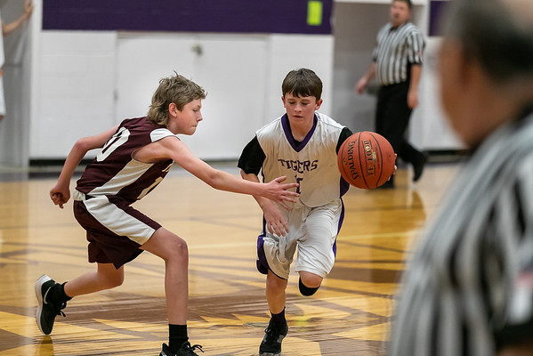 Thorndale v Thrall 7th Grade Boys B Team