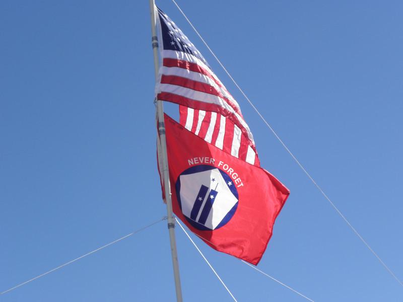 Joe's flags