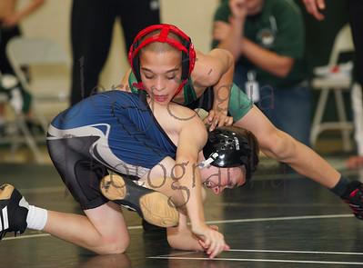 Silverado vs Granite Oaks Varsity wrestling 02/08/2012