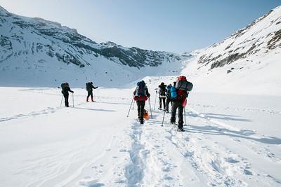 Schneeschuhtour Engstligenalp