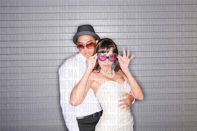 Denise and Kevin's Photo booth