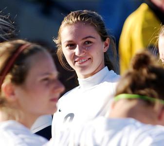 2011 Oakwood Varsity Girls Soccer vs Fairmont