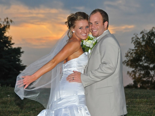 Bethany & Brian Wedding