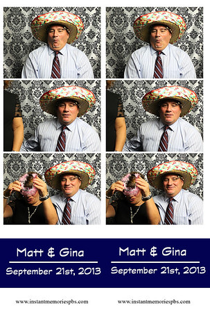 Matt and Gina's Wedding 9-21-2013