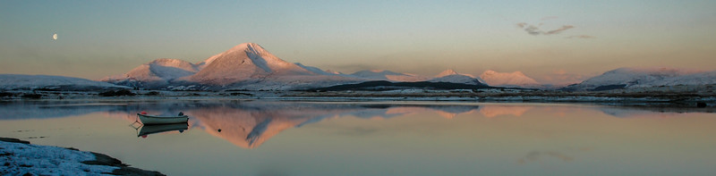Broadford Bay sunrise