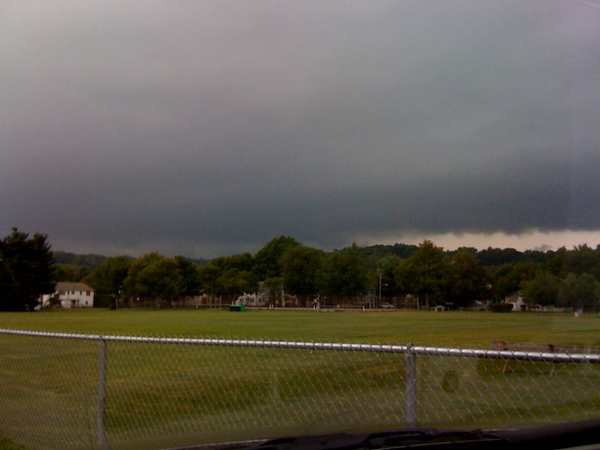 Mon. July 21, 2008 - Dark Skies 2 - Belmont,Ma