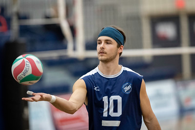 VIU Volleyball vs Capilano (February 8, 2020)