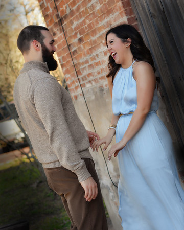 Allie and David's Engagements