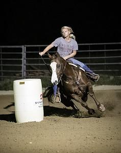 Double HH Ranch Barrel Racing Events