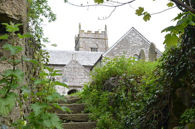 Bodmin church