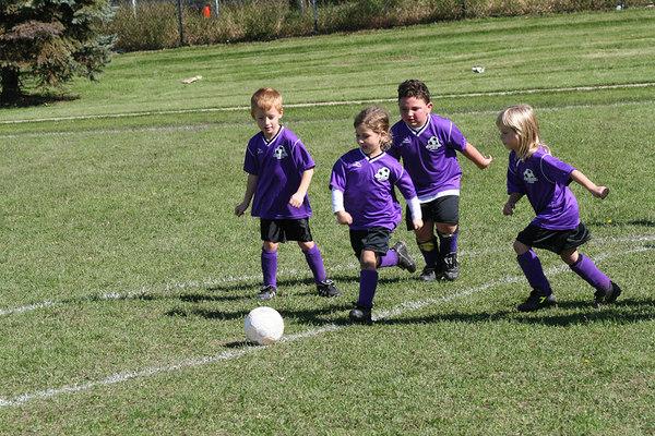 2006-10-07 Jamie Soccer Game