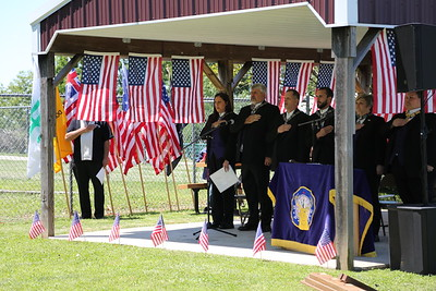 Elks Flag Day Ceremony 2020