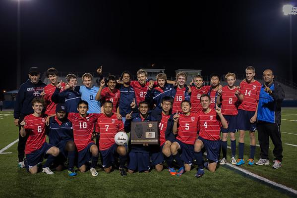 2012 Boys Soccer Super Sectionals