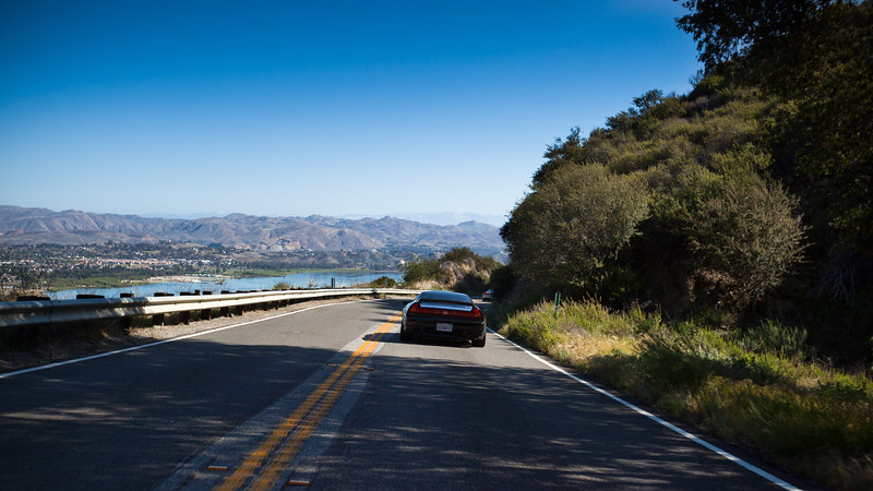 2012 04/15: LMR's Ortega Highway Run