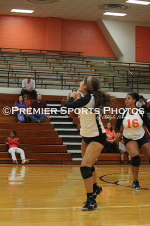 La Porte Varsity Volleyball vs GCM 8/20/2013