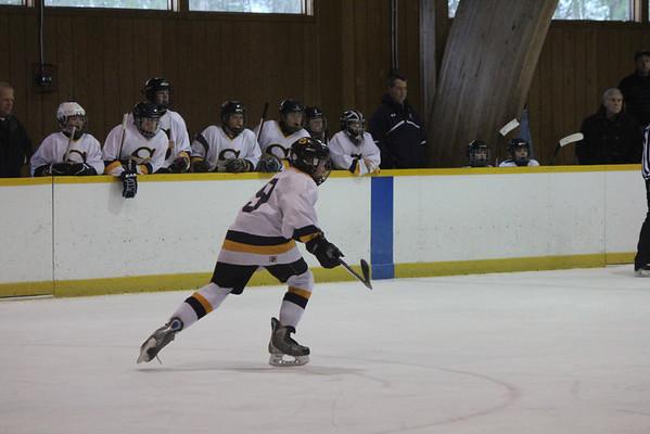 Bantam B Hockey vs Enfield 12-29-12