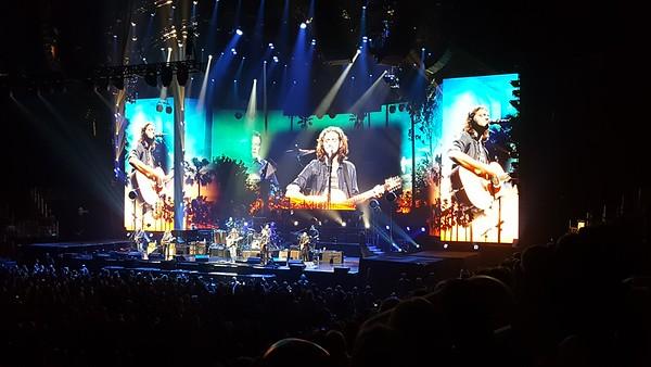 Eagles concert October 14, 2018