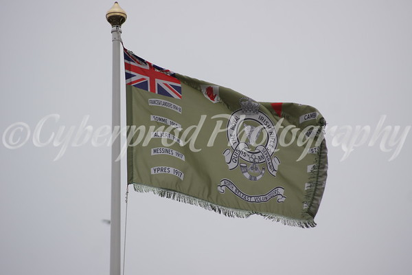A.B.O.D Remembrance Day Belfast 2011