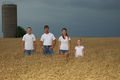 Brian Meridith family