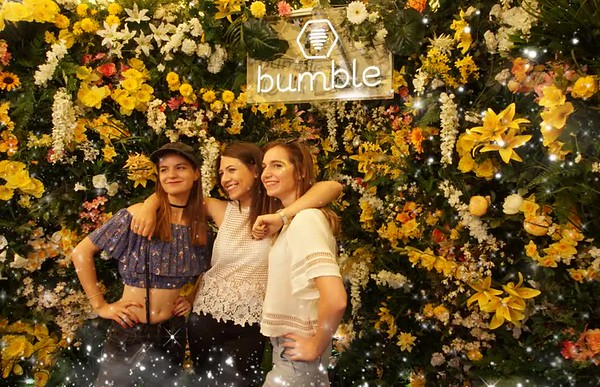 Bumble x Field Day 2017