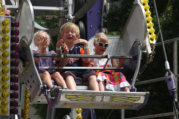 Morgan Kids at Granville Festival