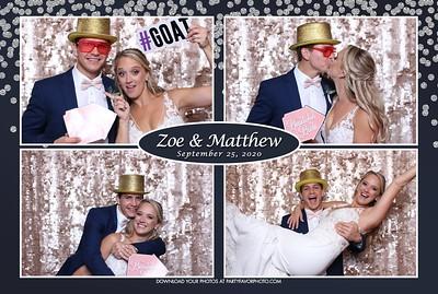 2020 Allardt Wedding