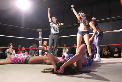 Women's Wrestling Revolution Identity Crisis March 4, 2017