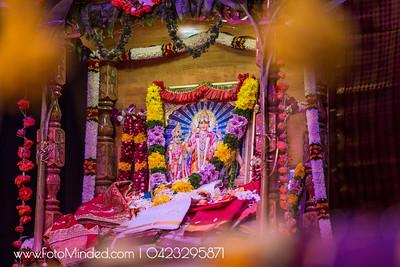 Sri Valli Devasena Kalyana Mahothsavam - 2019