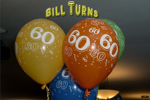 Bill Turns 60