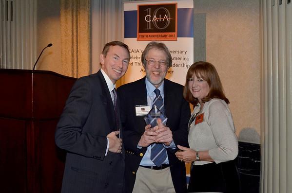 Tenth Anniversary CAIA, Nov 29, 2012